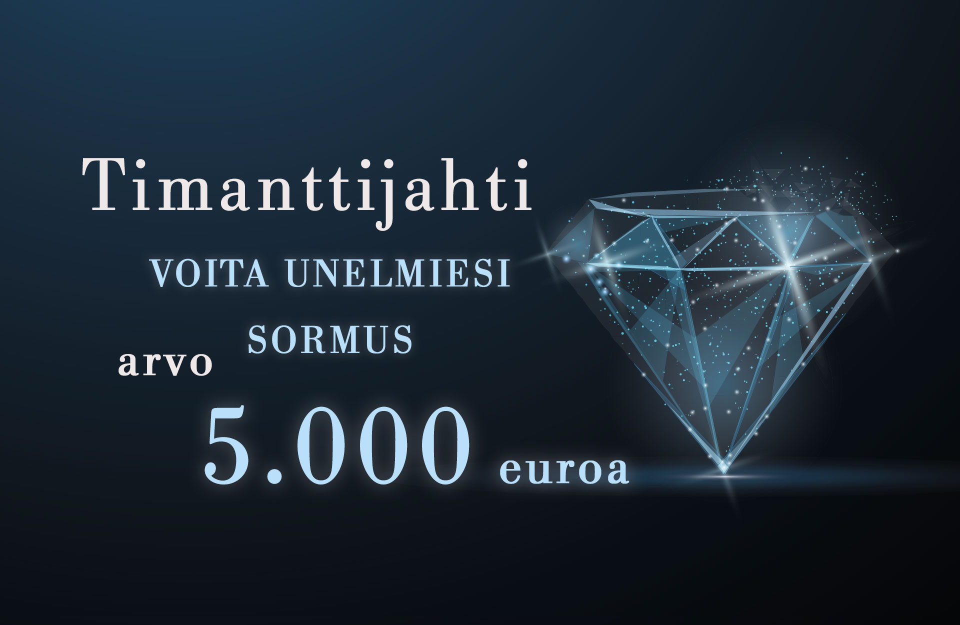 timanttijahti